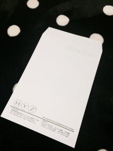 HYZstudio角2封筒