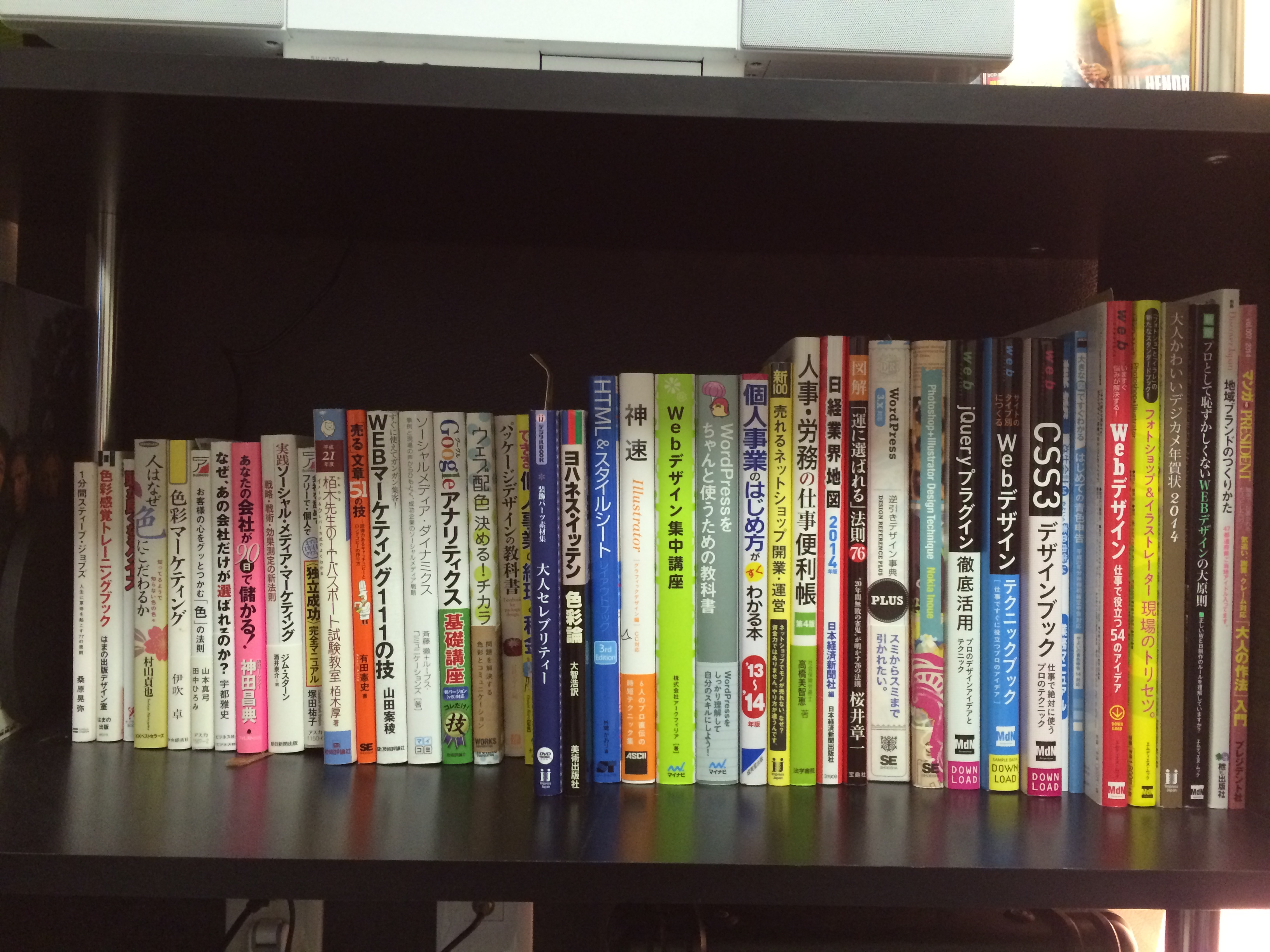 HYZstudio図書〜最近購入した書籍2〜