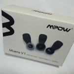 Mpow Clip-On レンズ 3点セット(改良版)を入手!スマホレンズの中でもトップクラス!