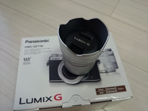 交換レンズ(H-FS35100)