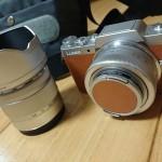 初心者の私が初めてミラーレス一眼カメラ(Panasonic LUMIX DMC-GF7)を買う!その3