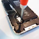 iPhone4の内蔵バッテリーを自分で新品に替えてみたよ!